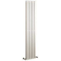 Revive Vertical Designer White Double Panel Radiator | HL326