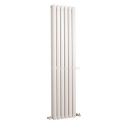Revive Vertical Designer White Double Panel Radiator | HL368