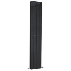 Rapture Designer Radiator - High Gloss Black | HLB58