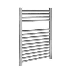 Premier Chrome Straight Ladder Rail Towel Radiator | MTY064